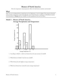 All Worksheets  Biomes Worksheets For Middle School ...
