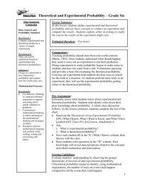 All Worksheets  Theoretical Probability Worksheets ...