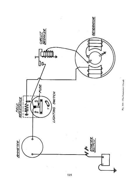 Wiring Manual PDF: 1934 Chevy Wiring Diagram Schematic