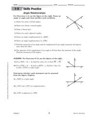 Angle Relationships Worksheet 2 Answer Key : angle, relationships, worksheet, answer, Angle, Relationships.notebook, Foy's, Classroom
