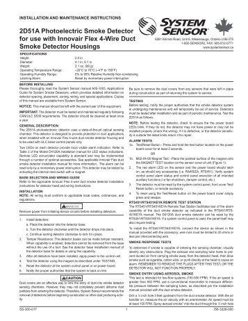 installation instructions system sensor canada?resize\=357%2C462\&ssl\=1 system sensor 2151 wiring diagram b114lp \u2022 indy500 co  at mifinder.co