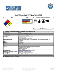 Msds Binder Table Of Contents Template | Brokeasshome.com