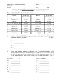 Heating Curve Worksheet. Worksheets. Ratchasima Printable