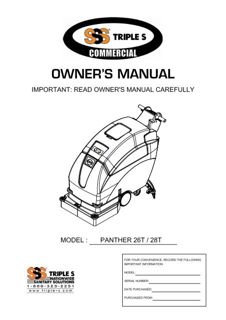 Wiring Diagram PDF: 110 Panther Wiring Diagram For Ml