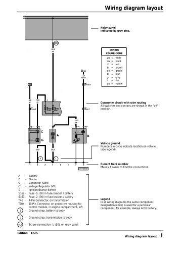 audi concert bose wiring diagram