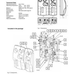 Three Line Solar Diagram 7 Way Rv Blade Wiring Ergo Pro Single Station Heat And Plumb For Two