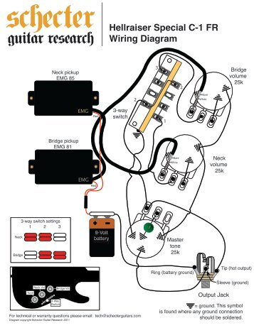 hellraiser special c 1 fr wiring diagram schecter guitars?quality\=80 emg pickups wiring diagram wiring diagram byblank emg pickup wiring diagram at beritabola.co