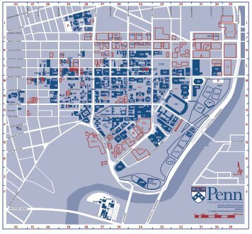 CAMPUS MAP Pacific Lutheran University