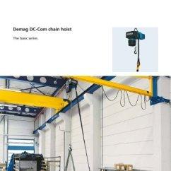 Overhead Crane Electrical Wiring Diagram 1989 Bmw 325i Radio Pdf Online Demag Box Cranes 2 Speed