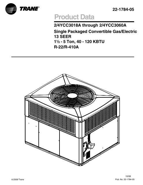 Typical wiringModels 4YCC