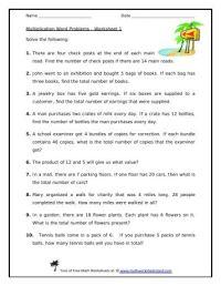 All Worksheets  Word Problems Using Decimals Worksheets ...