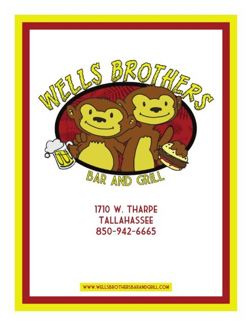 Wells Brothers Tallahassee