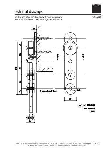 BEHNCKE Design Skimmer B 500 Slim and B 600