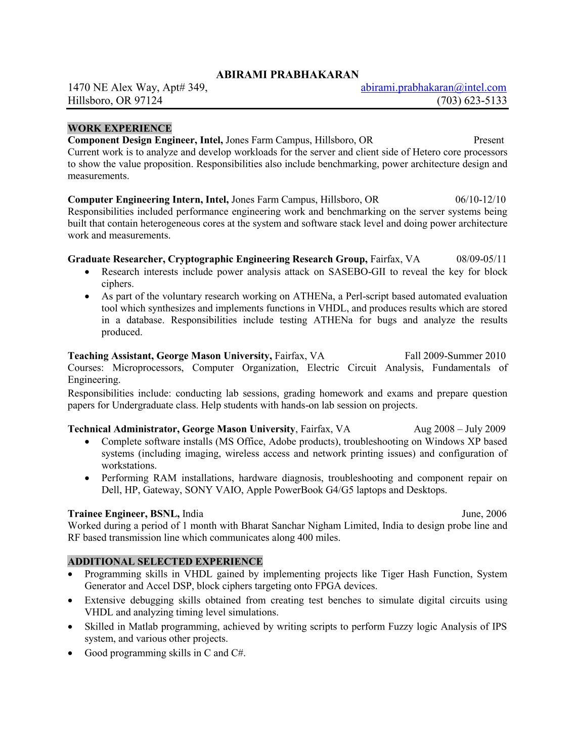 Product Engineer Cover Letter   Product Quality Engineer Sample ...