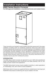 Intertherm Model E3eb 012h Blower Motor Wiring Diagram ...
