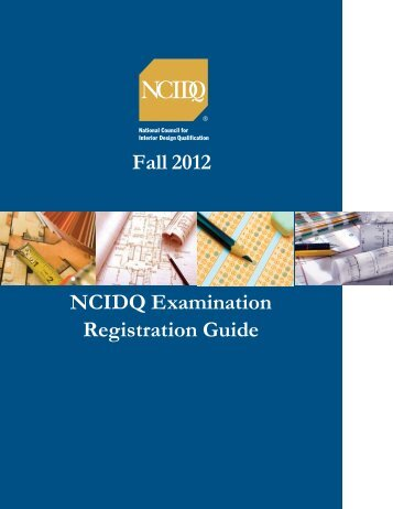 Section 1 Ncidq National Council For Interior Design Qualification