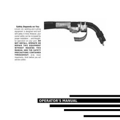 Lincoln Electric Welder Parts Diagram 50cc Four Wheeler Wiring List For K309 Flux Cored Fume Gun