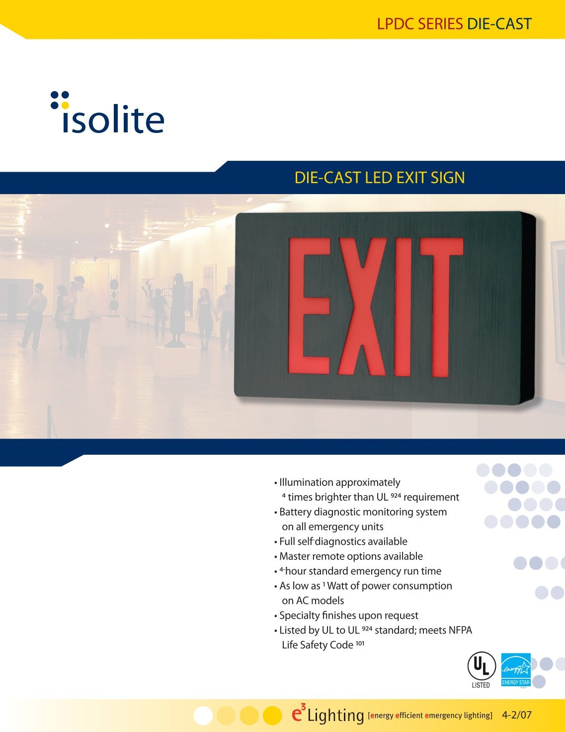 small resolution of lithonia led exit signs wiring diagram inside an exit sign