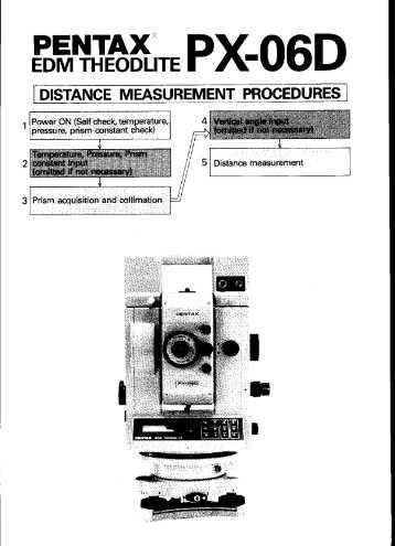 Pentax da 020f instruction manual