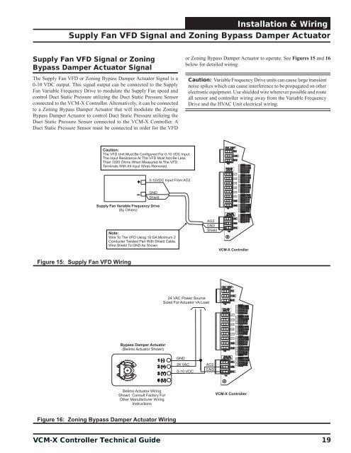 Installation & WiringEcon