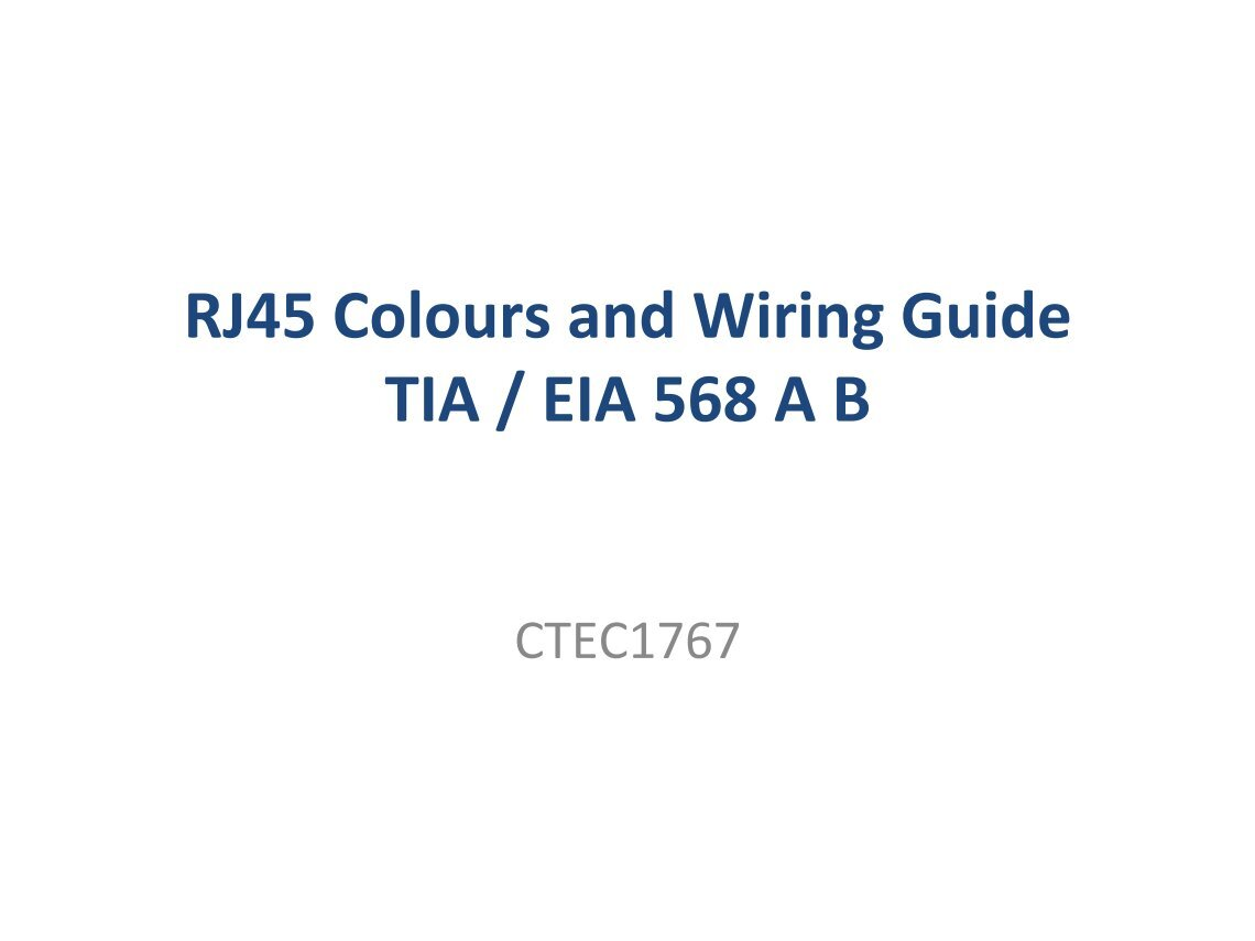 medium resolution of rj45 colour wiring guide diagram wiring diagram database rj 45 pinout diagram rj45 colors and wiring
