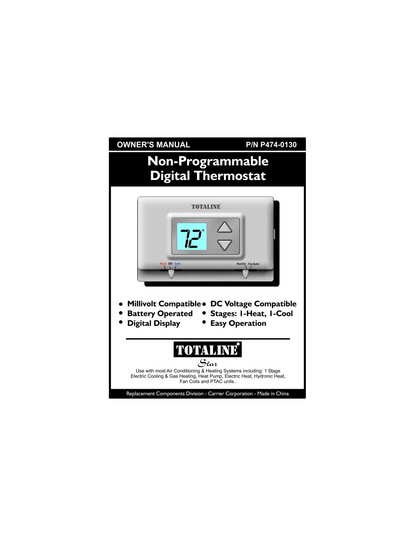 Totaline Control Panel Diagram Best Secret Wiring Carrier Digital Thermostat Aprilaire 56 Humidistat 38 Circuit Lcd