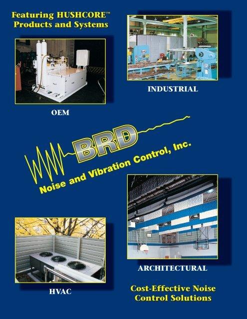 brd noise vibration control inc