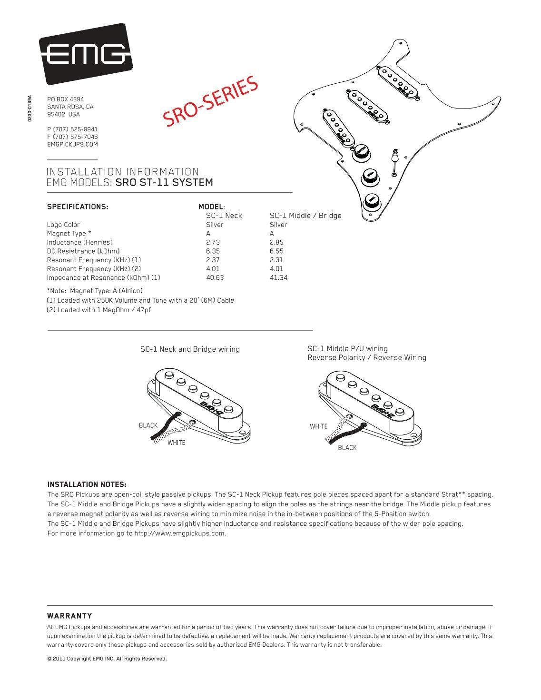 hight resolution of emg solderless guitar wiring diagrams emg strat wiring single coil pickup wiring diagram guitar wiring diagrams