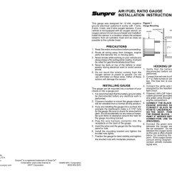 Autometer Air Fuel Ratio Gauge Wiring Diagram For Nutone Bathroom Fan Moeller Diagrams 23 Images