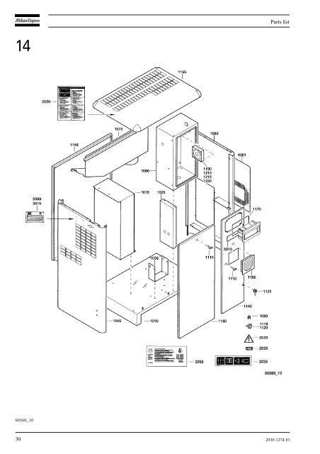 Bestseller: Atlas Copco Ga10 Parts Manual