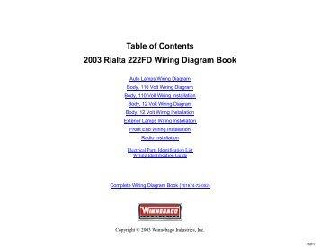 complete wiring diagram book rialtainfo?resize\\\\\\\=356%2C275\\\\\\\&ssl\\\\\\\=1 1992 winnebago adventurer wiring diagram 1998 winnebago 1999 winnebago adventurer wiring diagram at bayanpartner.co