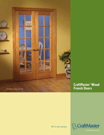Interior Door Catalog Craftmaster Doors