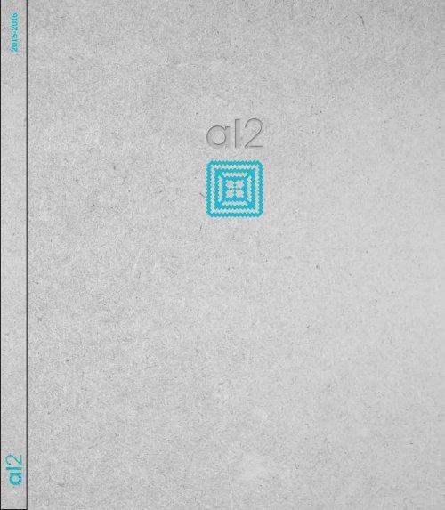 AL2 Designermöbel Katalog 2015