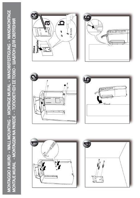 Delonghi TASCIUGO ARIADRY SLIM DES 16W manuale istruzioni