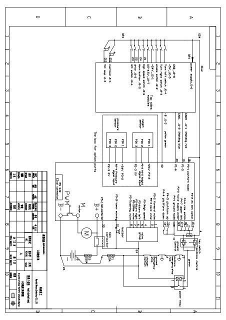 A system series schematics