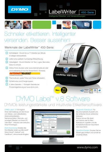 Dymo Label V 8 Download : label, download, Label, Labels, Ideas