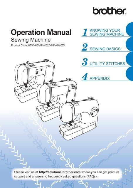 Brother Ce1100prw Manual : brother, ce1100prw, manual, Brother, CE1100PRW, Manual, Guide, ManualsMania