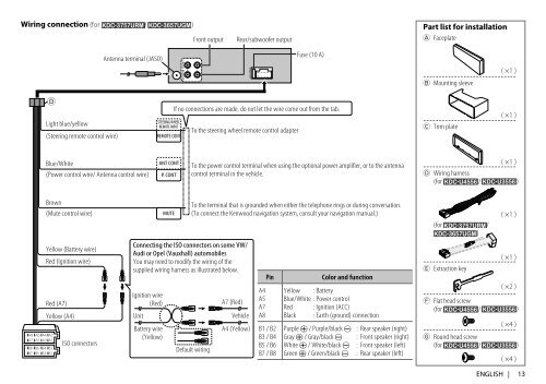 diagram kenwood kdc 210u wiring diagrams full version hd