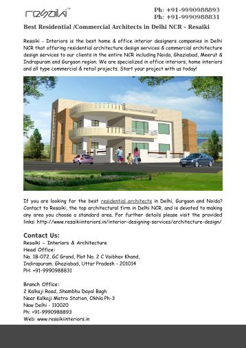 architecture design for home in delhi elevation image es - Architecture Design For Home In Delhi