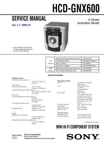 service manual sacddvd receiver  Diagramas Gratis