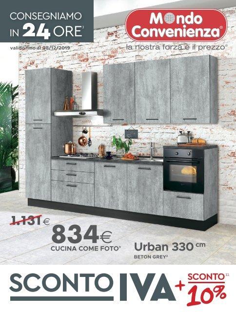 Cucine stile provenzale prezzi good mobili da cucina from cucine mondo convenienza outlet , source:abcguesthouse.com. Mondoconvenienza 2 Set 8 Dic 2019