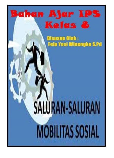 Saluran Saluran Mobilitas Sosial : saluran, mobilitas, sosial, Tugas, Praktik, Bahan, Ajar-, Dadang, Sundawa,, M.Pd-Fela, Winengku-01