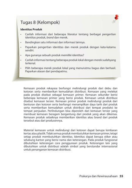 Pengemasan dan Promosi Produk Fungsional | Mikirbae.com