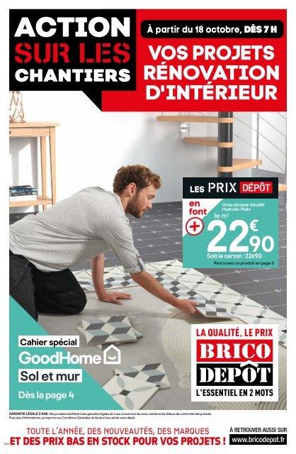 brico depot catalogue 18 oct 7 nov 2019
