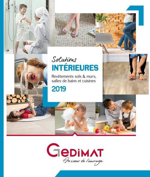 gedimat catalogue interieures 2019