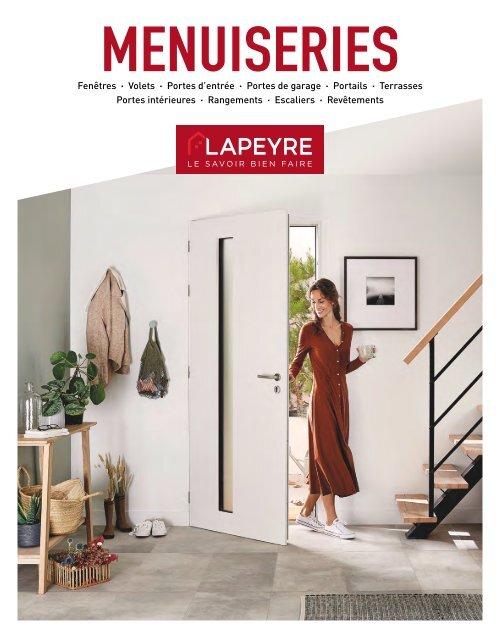 Lapeyre Catalogue Menuiserie 2019