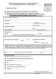 Antrag Auf Rehabilitations Kur Bzw Erholungsaufenthalt