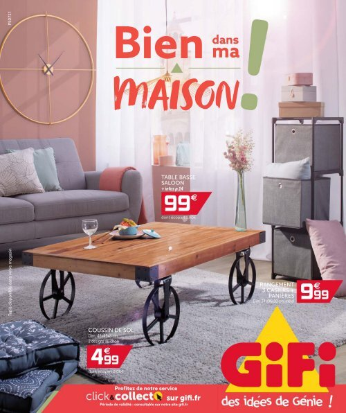gifi catalogue 16 23 fevrier 2021