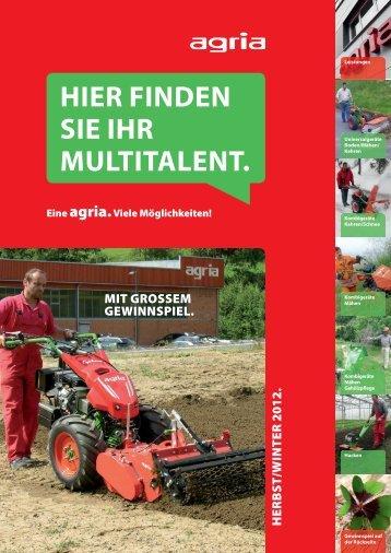 Agriaanbaugeräte Grünf