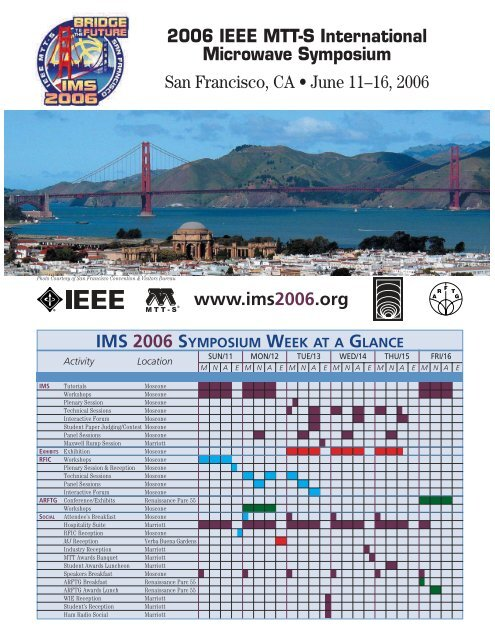 2006 Ieee Mtt S International Microwave Symposium